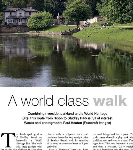 Ripon Studley Royal article