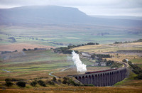 Ribblehead Viaduct and Pen-y-Ghent