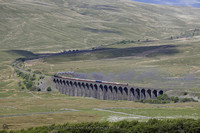 Steam over Ribblehead