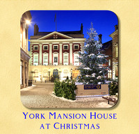 York Mansion House at Christmas