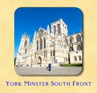 York Minster South Front