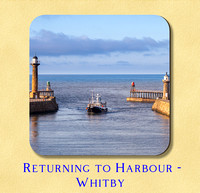 Returning to Harbour, Whitby