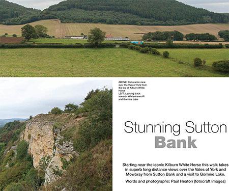 Sutton Bank Walk