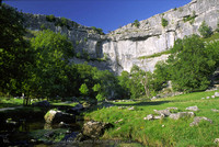 Malham Cove, Malhamdale, North Yorkshire