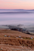 Dawn From The Howgill Fells