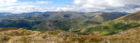 Central Lakeland from Great Rigg