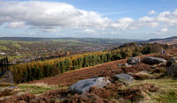 View from Ilkley Moor