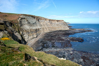 Whitby Cliffs