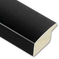 black frame moulding
