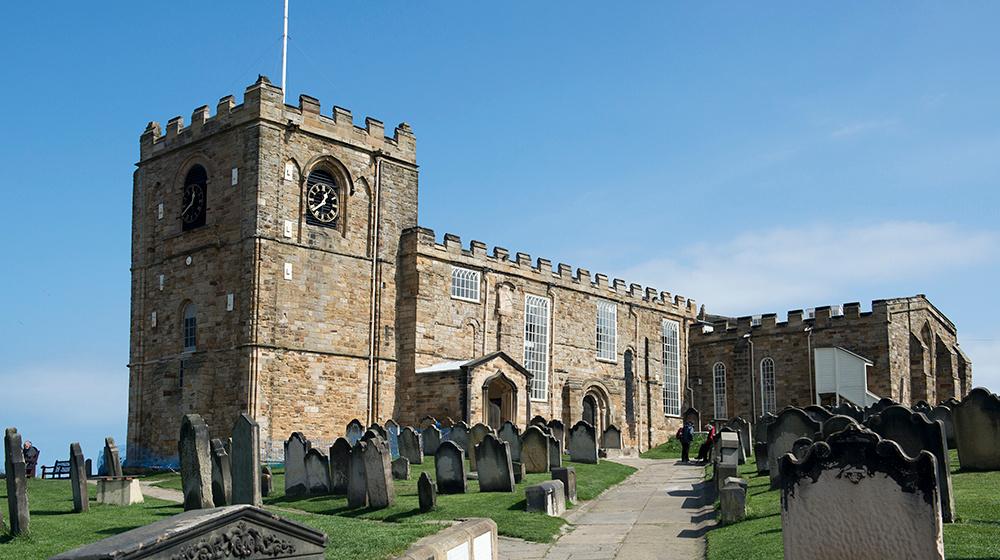 St Mary's Church Whitby