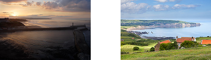 Yorkshire Coast tuition photos