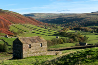 Autumn near Thwaite, Swaledale