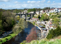 The River Nidd at Knaresborough