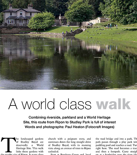 Ripon Studley Royal article