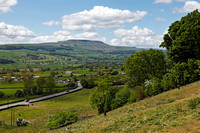 Wensleydale and Pen Hill
