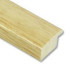 natural wood frame moulding